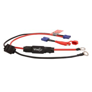 Weego Marine/Auto Tether - boat battery charger